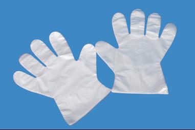 Hộp găng tay PE